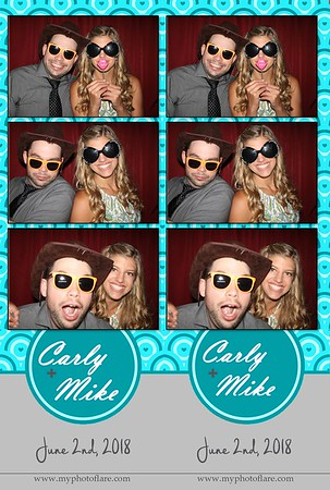 Mike & Carly - June 2, 2018