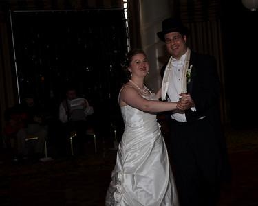 Mike & Jess Wedding Reception - First Dances