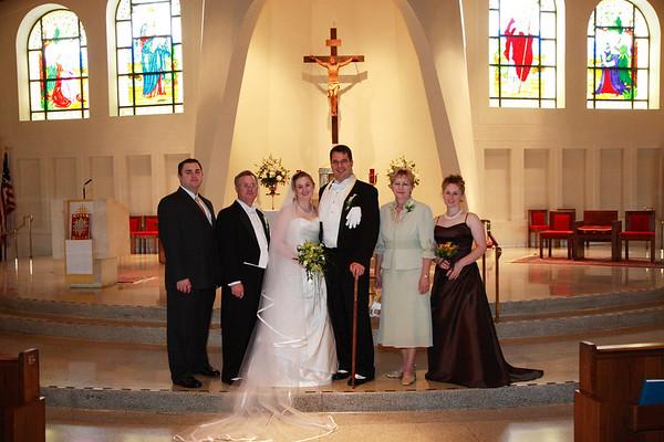 Mike & Jess Wedding - Formals