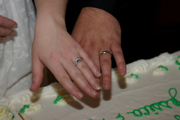 Mike & Jess Wedding NY Reception