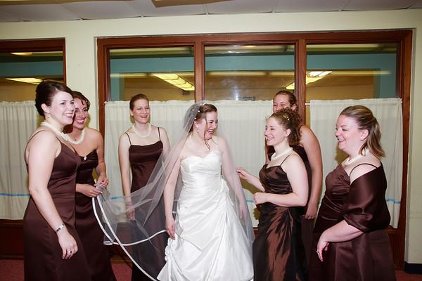 Mike & Jess Wedding Pre-Wedding Bridesmaids