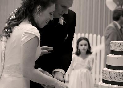 Kimbereley & Mike Treter Wedding