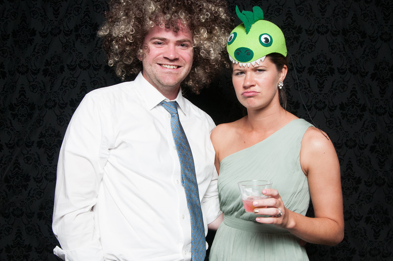 Mike and Marissa - Photo Booth
