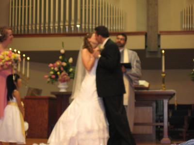 Mike and Katie Lambert's Wedding