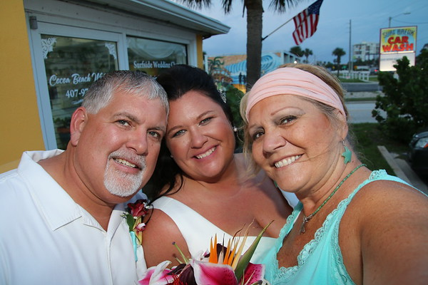 Mike and Shelley's Cocoa Beach Wedding~ !