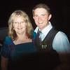 Carole and his designated in-loco parentis when he was attending Gordon College
