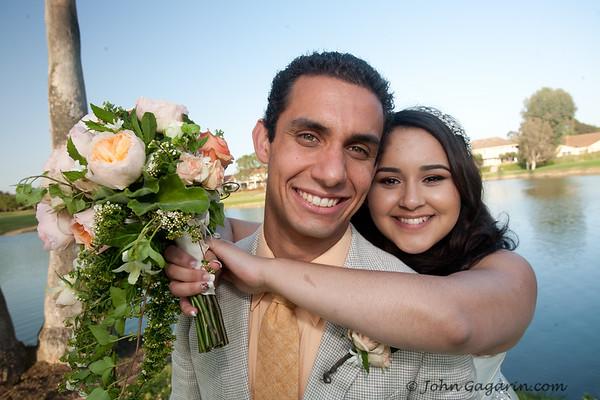 Mikey & Debbie Castillo 5.28.2014