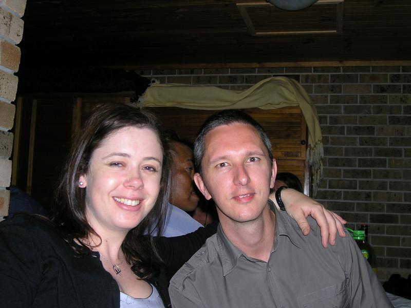 Rachel & Todd