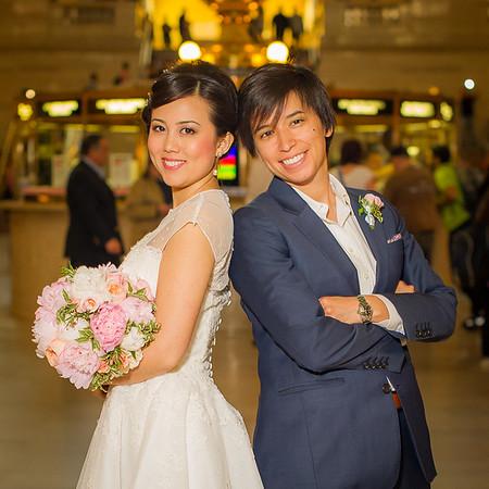 Miki & Dyanna's Wedding