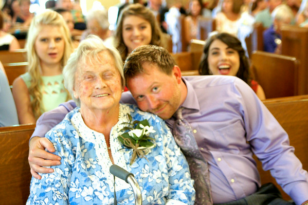 Mikkayla & Evan Wedding-Part 1