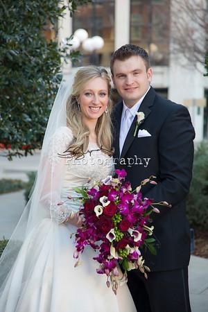 Mindy and Jonny Wed!