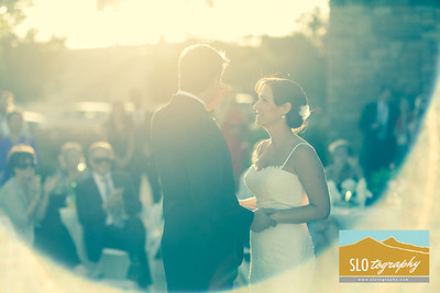 Troy+Whitney ~ Mission San Miguel Wedding, CA