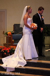 The wedding couple - Chagrin Falls, OH ... July 3, 2010 ... Photo by Rob Page III