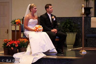 The wedding - Chagrin Falls, OH ... July 3, 2010 ... Photo by Rob Page III