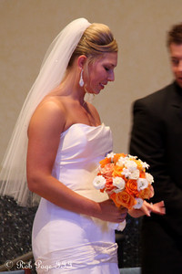 Missylooking at her wedding ring - Chagrin Falls, OH ... July 3, 2010 ... Photo by Rob Page III