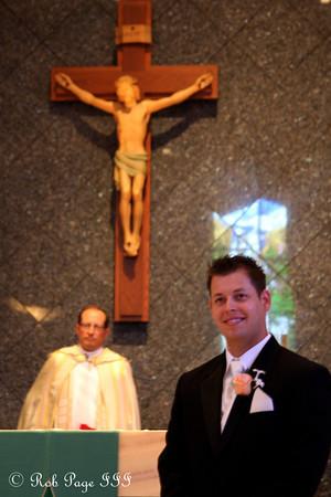 Missy Paradise and Ben Arnett - Wedding Ceremony