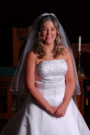 Misti's Bridal