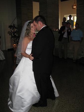 Misti's Wedding by Megan