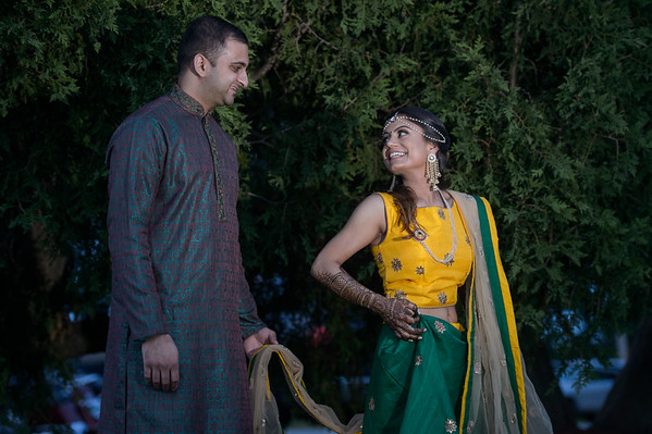Mitesh and Pooja Wedding - Day 1