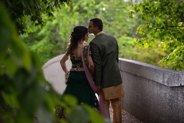Mitesh and Pooja Wedding - Day 2