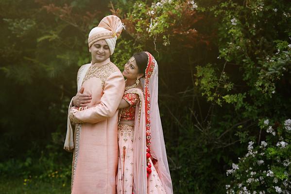 Mitesh and Pooja Wedding - Day 3