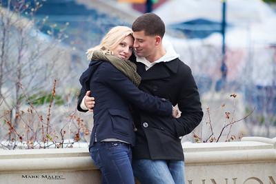 Whitney and Ryan