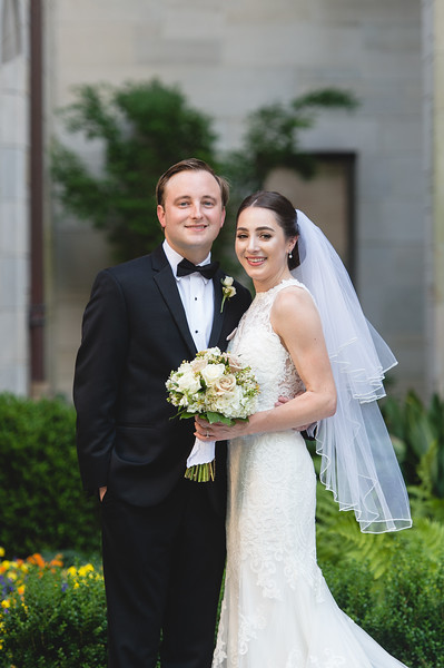 Molly + Billy Wedding