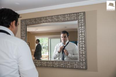 Joaquin Getting Ready
