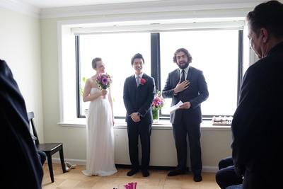Molly & Zhi's Wedding