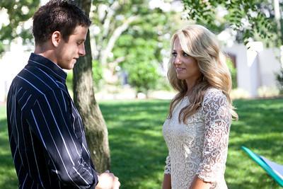 Molly and Adam Wedding