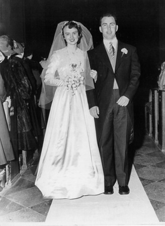 Mom & Dad Wedding - January 12, 1952