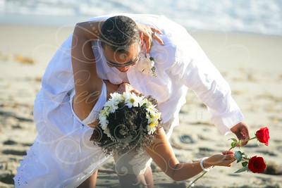 Mona & Jeff's Wedding Vow Renewal @ Nicolas Canyon County Beach!
