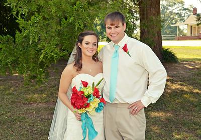 Monica & Timothy's Wedding