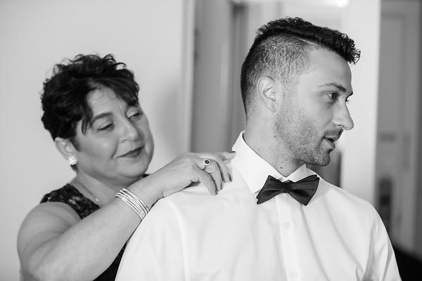 Monica and Cristian Wedding