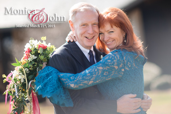 Monica and John: Married March 21st, 2015