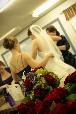 Monica & Ryan Reeves Wedding- November 2010