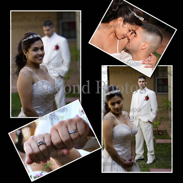 Bride & Grrom 1