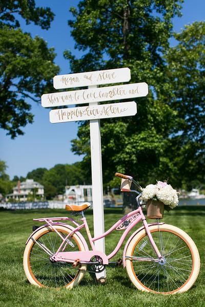 Moore & Co Waterfront Wedding
