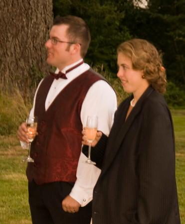 Moore Wedding Reception
