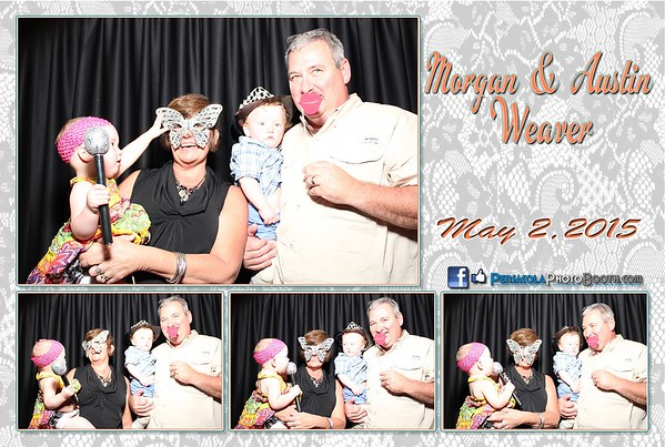 Morgan and Austin's Wedding 5-2-15