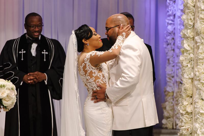 Morgan & Moses' Wedding at Wheeler Avenue Baptist Church and Hotel ZaZa<br /> July 29, 2016
