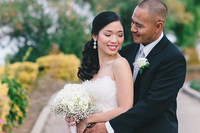 Morla Wedding | Brentwood, CA