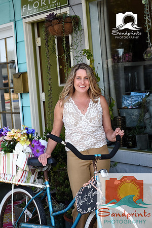 Meet Lara, from Harbor Floral in Morro Bay