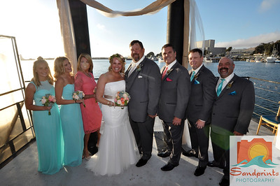 Chablis Cruise Wedding