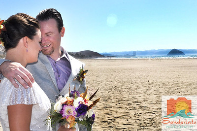 Morro Bay Wedding flowers by Harbor Floral