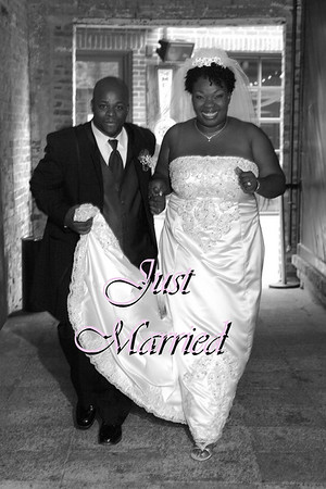 Mr & Mrs. Antonio Dingle
