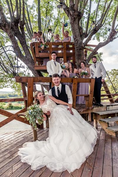 Mr & Mrs Aaron Minx (The Wedding Day)