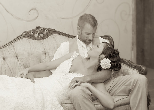 Mr. & Mrs. Casto