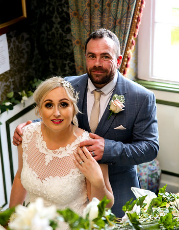 Mr & Mrs Conway Wedding 2018