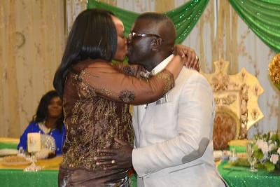 Mr. & Mrs. Cooper 15th Wedding Anniversary Celebration 2016